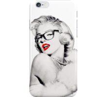 Nerdy Marilyn iPhone Case/Skin