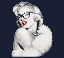 Nerdy Marilyn Kids Clothes