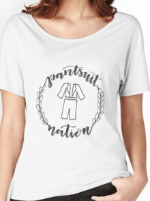 Pantsuit Nation Wreath Women's Relaxed Fit T-Shirt