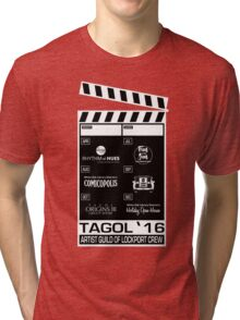 TAGOL | Crew - Slate T-Shirt 2016 Tri-blend T-Shirt