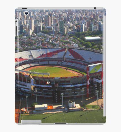 River Plate Stadium, Buenos Aires, Argentina iPad Case/Skin