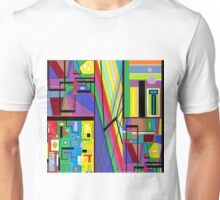 Geometry Abstract Unisex T-Shirt