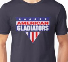 American Gladiators Television Games Unisex T-Shirt