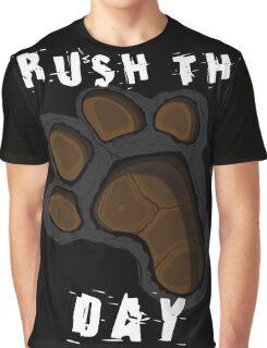 Crush The Day Graphic T-Shirt
