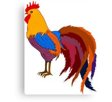 Rooster 578 Canvas Print