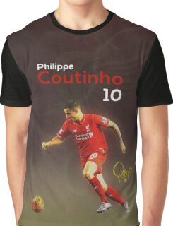 Philippe Coutinho 10 Graphic T-Shirt