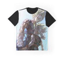 Vegeta Graphic T-Shirt