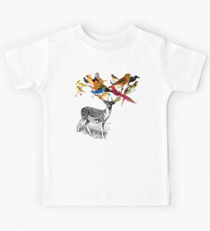 DEER BIRDY Kids Tee