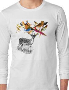 DEER BIRDY Long Sleeve T-Shirt