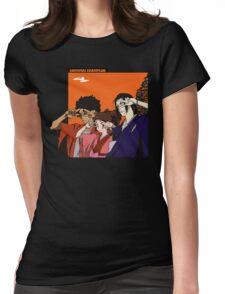 Samurai Champloo Womens Fitted T-Shirt