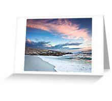 Salmon Beach, Esperance, Western Australia  Greeting Card