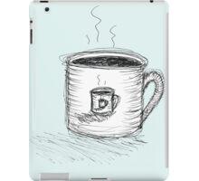 Coffee Coffee Coffee iPad Case/Skin