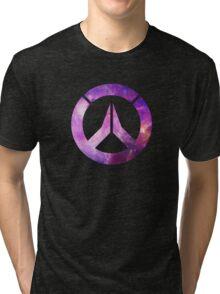 Overwatch Logo - Galaxy Tri-blend T-Shirt