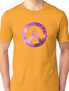 Overwatch Logo - Galaxy Unisex T-Shirt