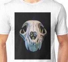 bobcat skull Unisex T-Shirt