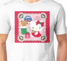 Merry Christmas! From Hello Kitty Unisex T-Shirt