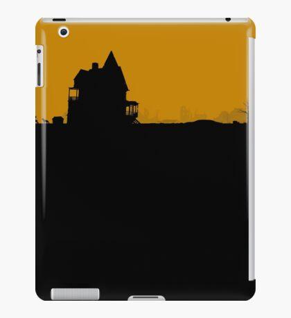 Minimal Silhouette Poster Design - Sanctuary iPad Case/Skin
