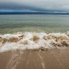 Queenslands beach, Nova Scotia by Roxane Bay