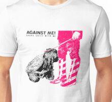 AGAINST ME SHAPE SHIFT HALIM Unisex T-Shirt