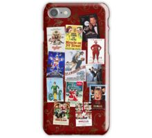 Greatest Christmas Movies (Version 2) iPhone Case/Skin