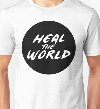 Heal the World Unisex T-Shirt