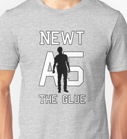 Subject A5: The Glue Unisex T-Shirt