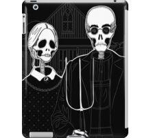 Skeleton Gothic iPad Case/Skin