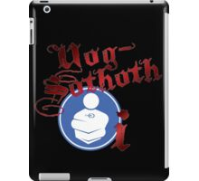 Yog-Sothoth (Crazy) I iPad Case/Skin