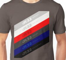 R32 VW Golf Colors Unisex T-Shirt
