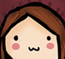 Sugar Beanie Sticker