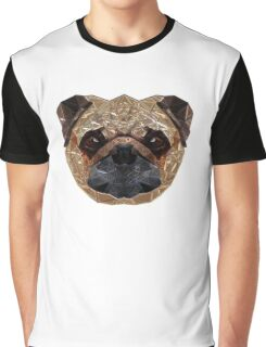 Pug Dog Graphic T-Shirt
