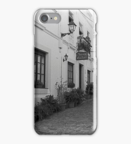 Pension Can Tort iPhone Case/Skin