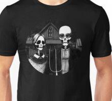 Skeleton (Even More) Gothic Unisex T-Shirt