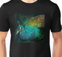 The Bejeweled Peacock Unisex T-Shirt