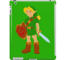 Ocarina of Time - Young Link iPad Case/Skin