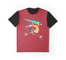 Mega Man Zero Graphic T-Shirt