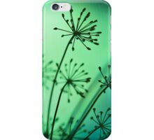 firing neurons iPhone Case/Skin