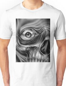 skull demon Unisex T-Shirt