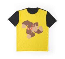 Smash Bros - Donkey Kong Graphic T-Shirt