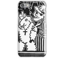 Beware of Capitalists in Sheep's Clothing iPhone Case/Skin