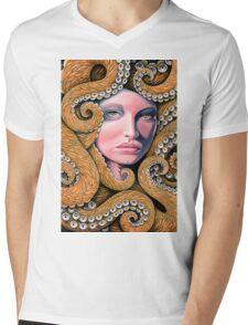 octopussy Mens V-Neck T-Shirt