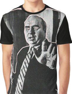 R. BUDD DWYER 666 Graphic T-Shirt