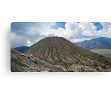 Volcano Bromo Canvas Print