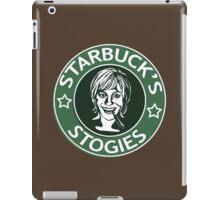 Starbuck's Stogies iPad Case/Skin