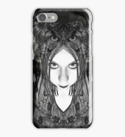 From the depths of my soul I shall return iPhone Case/Skin
