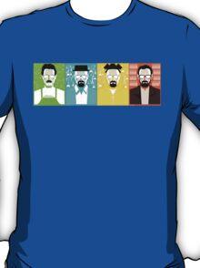 Walter White - Heisenberg T-Shirt