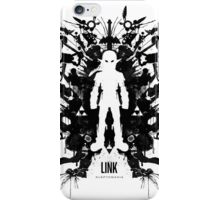 Kleptomania Link Blot Test Geek Disorders iPhone Case/Skin