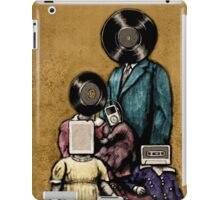 The Family of Music iPad Case/Skin