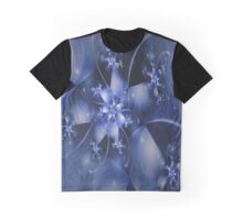 Simply Blue  (poem inside) Graphic T-Shirt