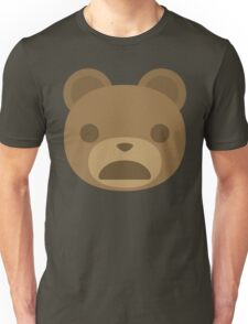 Emoji Teddy Bear Unisex T-Shirt